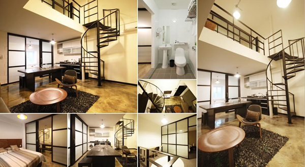 Seoul Loft Apartments Sla