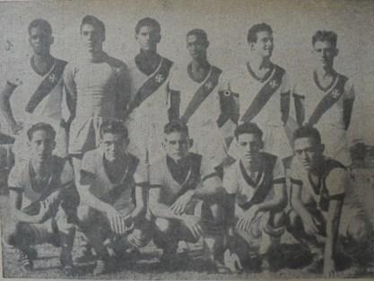 F 01 - Carlos Alberto - time juvenil do Vasco