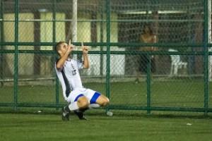 Artilheiro: Anderson Pitanga / TV Globo