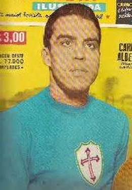 F 01 - Carlos Alberto Cavalheiro na PDesportos - capa da Gazeta Esportiva