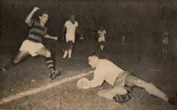 F 02 - Carlos Alberto - PDesportos 2 x Flamengo 4 - TRSP 1958