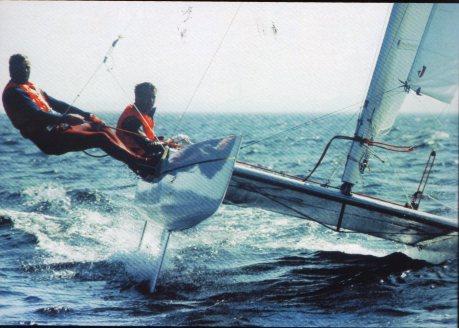 F 03 - 1980 - Lars e Alex - medalha de ouro - classe Tornado