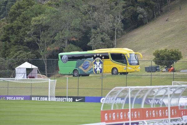 XXXXXXXXXXXXXXX durante Seleção Brasileira na Granja Comary. TERESÓPOLIS/RJ, Brasil 26/05/2014. (Foto: Celso Pupo / Fotoarena)