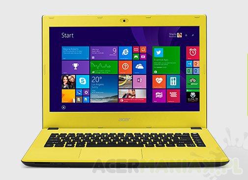 Acer Aspire E Series / fot. Acer