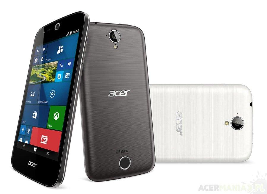 Acer Liquid M320 i M330 / fot. Acer