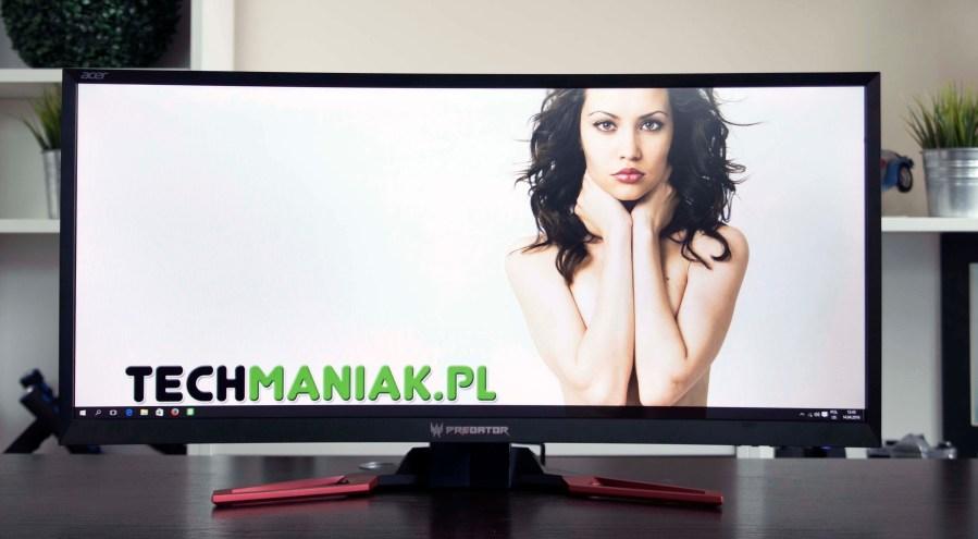 Acer Predator Z35 / fot. acerManiaK.pl
