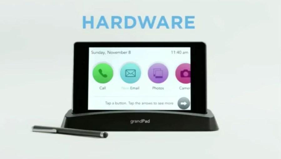 Acer grandPad