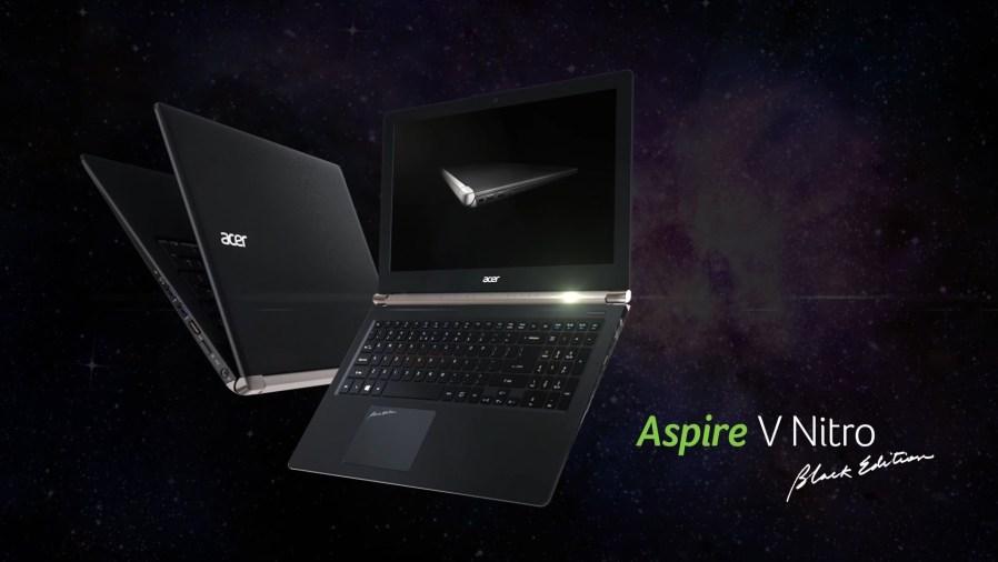 Promocją są objęte laptopy z serii V Nitro