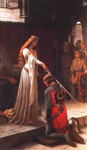 Sir Lancelot Du Lac Sword