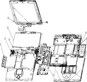 FRU Field Replaceable Unit List  Acer TravelMate C100