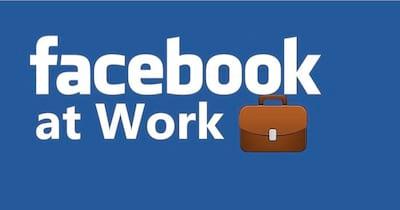 Workplace rede social para empresas é lançada pelo Facebook