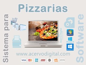 Software para Pizzarias