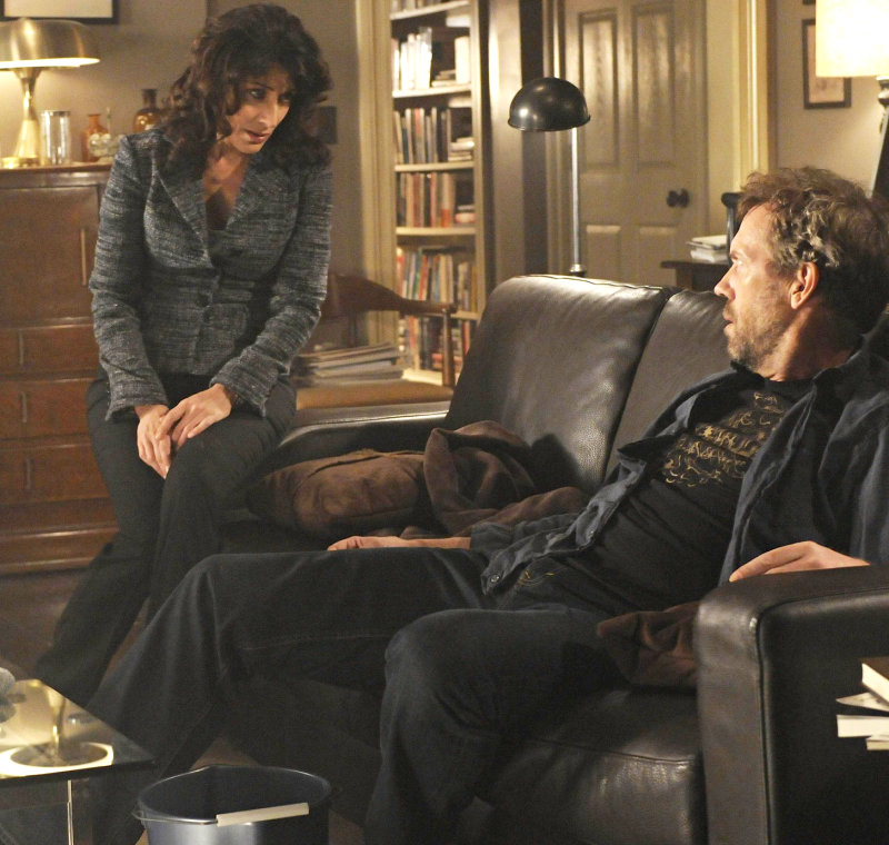 Sneak Peek of Huddy Sex Scene in 'House M.D.' May 4 Episode