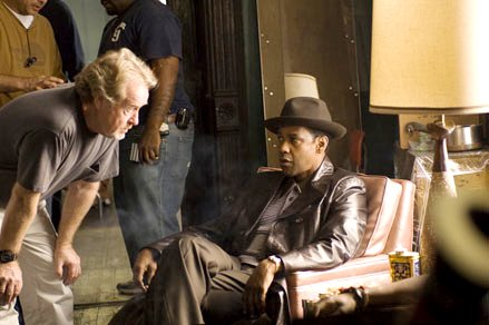 New American Gangster Movie Stills Hit