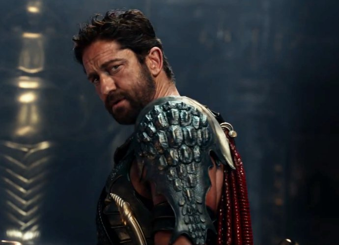 Image result for gerard butler gods of egypt