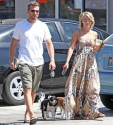 julianne hough spotted with ari sandel in la Julianne Hough Spotted With New Boyfriend Ari Sandel in L.A.