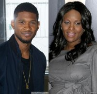 Usher's Ex-Wife Holds Charity Run to Honor Late Son