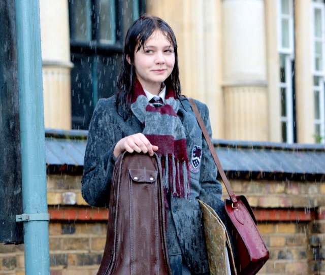 Carey Mulligan Stars As Jenny In Sony Pictures Classics An Education 2009
