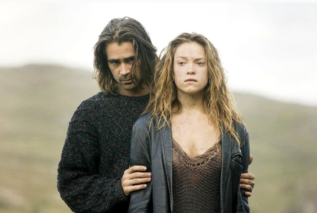 Colin  Farrell stars as Syraceuse and Alicja Bachleda stars as Ondine in  Magnolia Pictures' Ondine (2010)