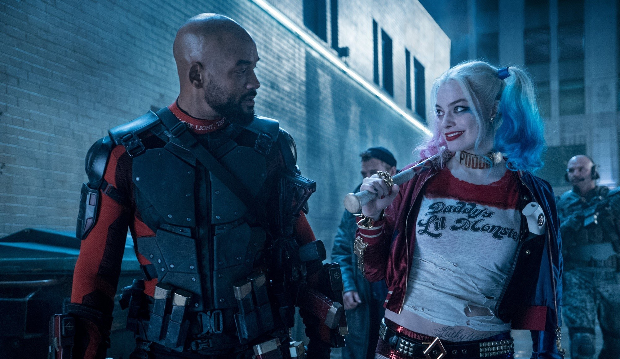 Image result for suicide squad movie screenshots