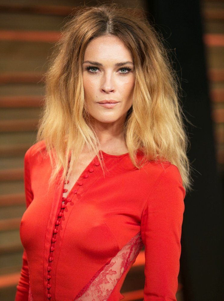 Erin Wasson Picture 16 2014 Vanity Fair Oscar Party