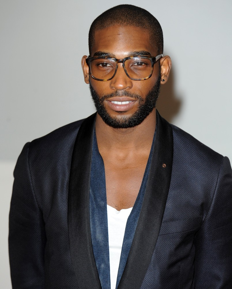 Tinie Tempah Picture 45 The BRIT Awards 2012 Arrivals