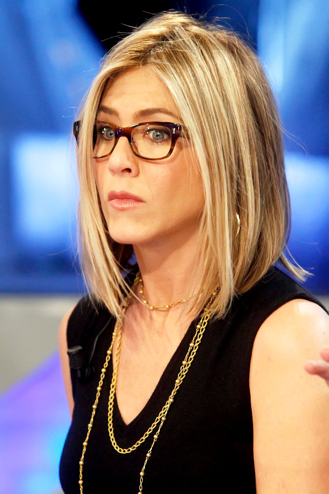 Kusinexyz Jennifer Aniston New Haircut 2011 Photos