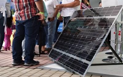 Feria pretende motivar uso de energías renovables