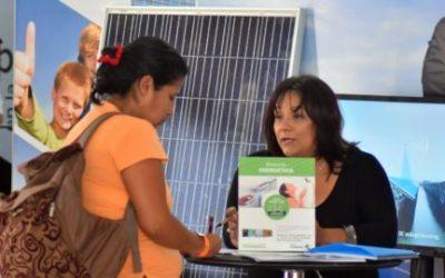 ¿Desea informarse sobre cómo utilizar la energía solar? ¡Esta feria le interesa!