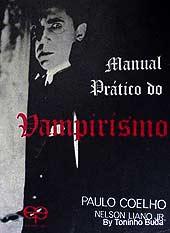 Foto da capa do livro Manual Prático de Vampirismo