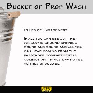 Bucket of Propwash