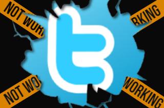 Twitter funktioniert nicht Vorgestelltes Bild