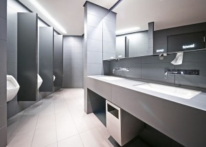 Using Schedules to Keep Business Restrooms Clean