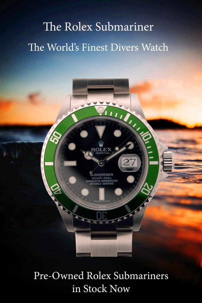 Rolex 50th Anniversary Sub