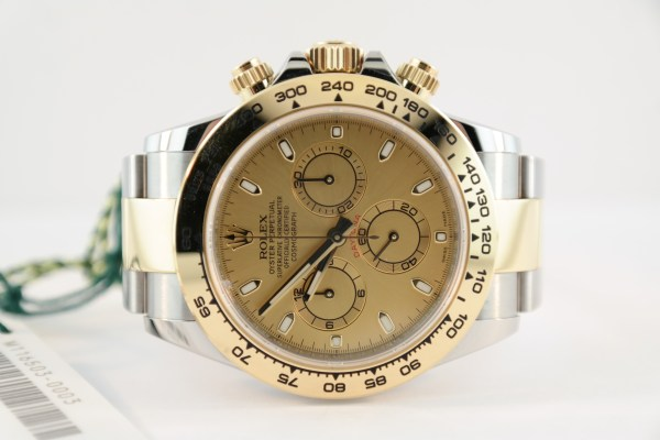 Rolex Daytona 116503 Champagne Dial
