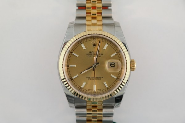 Rolex Datejust 116233 Two-Tone
