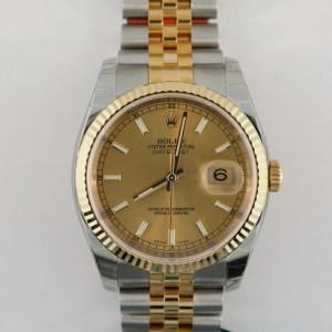 Rolex Datejust 116233 Two-Tone