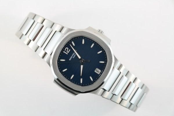 Patek Philippe Nautilus 7118/1A-001 Blue Dial