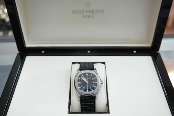 Patek Philippe 5064A Rubber Strap
