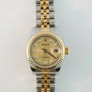 Ladies Rolex Datejust 179173