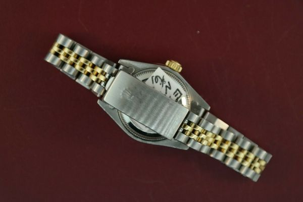 Ladies Rolex Datejust 69173
