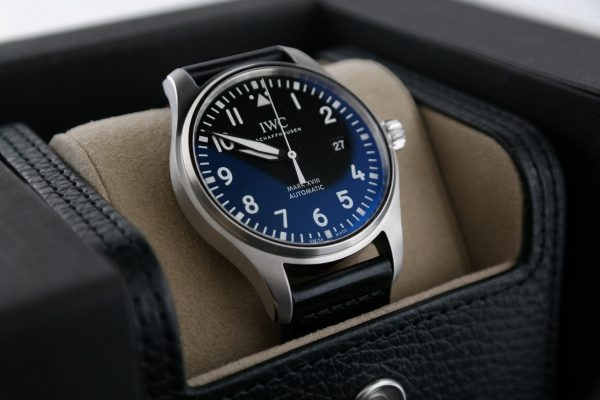 IWC Pilot's Watch IW327009 Mark XVIII 40mm Stainless Steel Box & Papers 2020