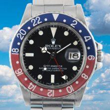 Rolex G.M.T. Master 16750