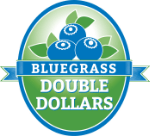bluegrass double dollars