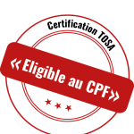 Certification TOSA Photoshop- Acfor Formation