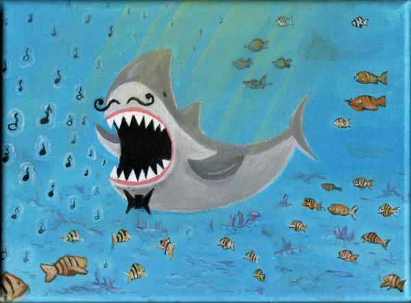 Requin soprano