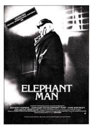 Lynch David, <i>Elephant Man,</i> Mel Brooks.