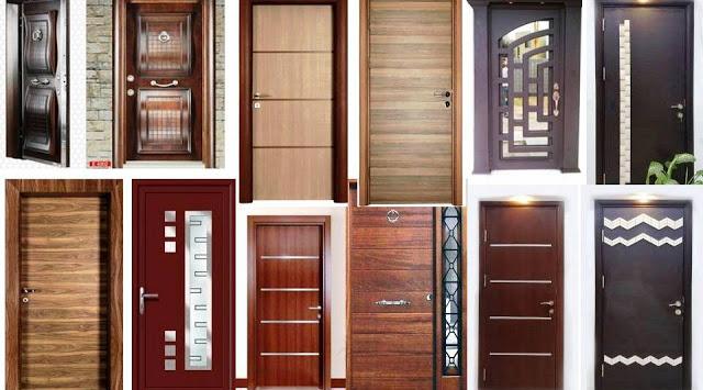The Modern Interior Solid Wood Door Designs | Acha Homes