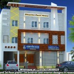 Top Indian 3d Front Elevation Modern Home Design 4 Bhk 2 Bhk 3 Bhk
