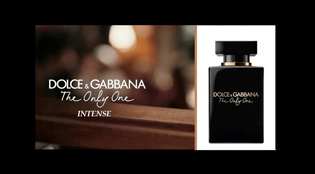 The Only One Intense D&G